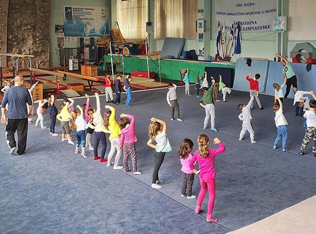 Gimnastička početnica